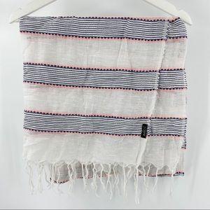 J. Crew Bali style scarf